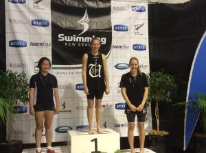 Mackenzie Lambert Bronze 50 FLY NAGS 2014